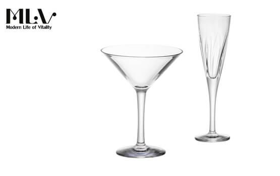 MLV Cocktail drinkware
