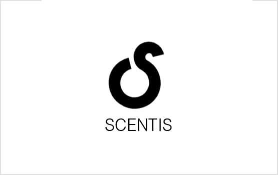 Logo Scentis Hotel Amenities