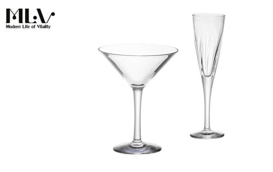 MLV Cocktail drinkware